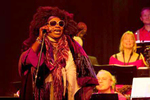 Sermonette Jazz Warriors Big Band featuring Missie Biellie-Dee Luewis